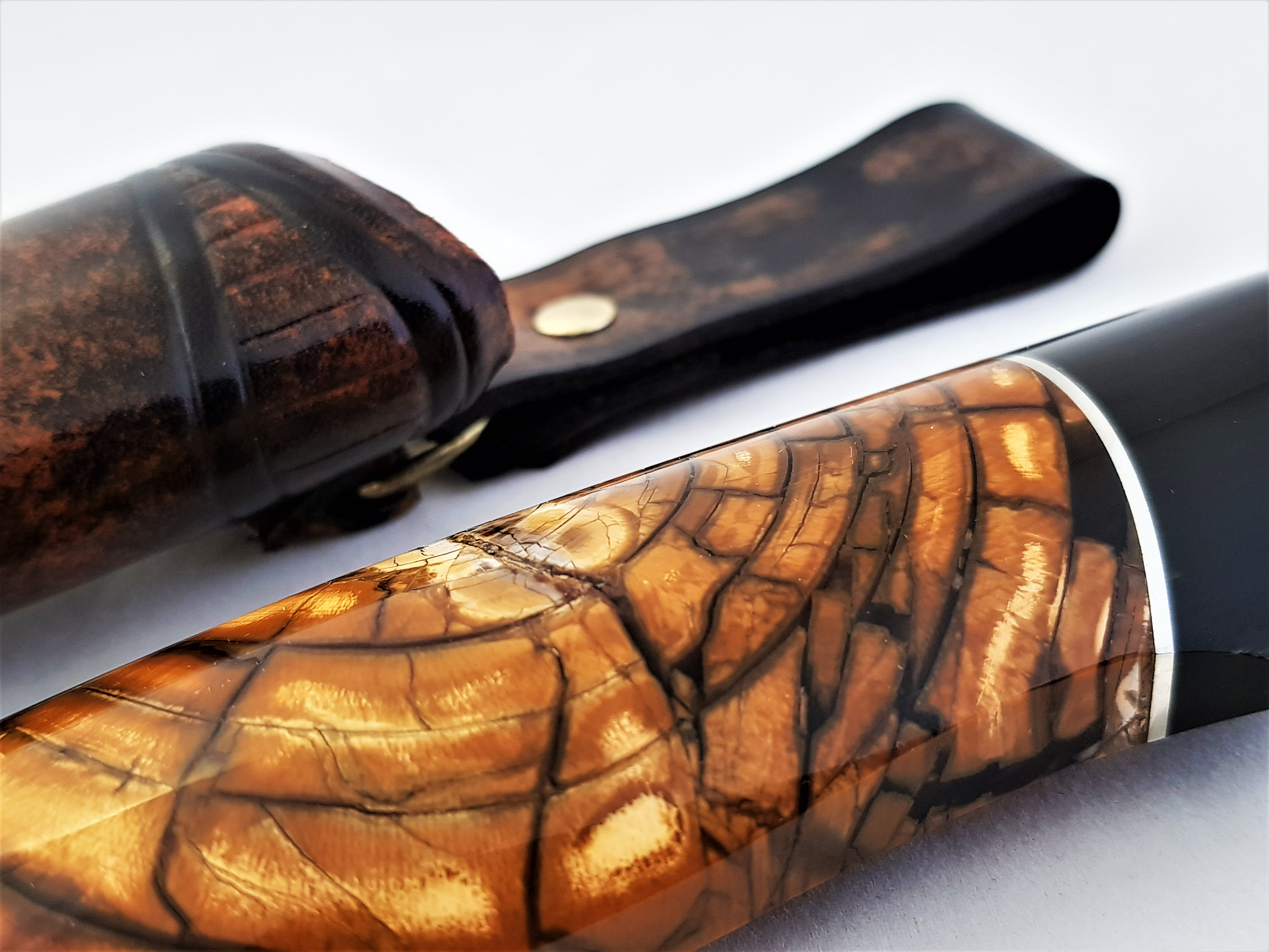 Detail Photos – Vaka – Knives and sculptural creations